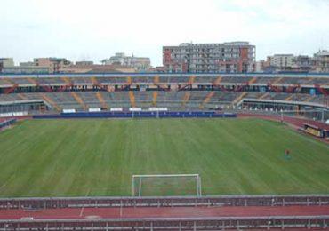 Stadio Catania alcuni lavori della Fin.Par.2000 Esco S.p.A.